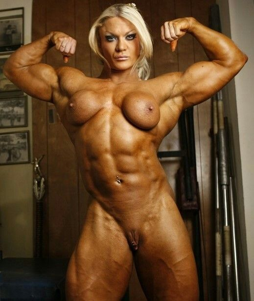 Bodybuilder nackt schwarz weiblich