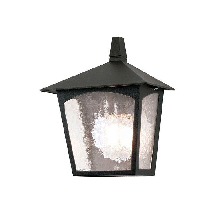 Discover the York Flush Wall Lantern from Elstead | LightCo, Australia #1 Luxury Lighting Importer
