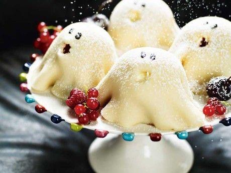 Halloweentårta - fem recept på rysligt smarriga tårtor till festen.