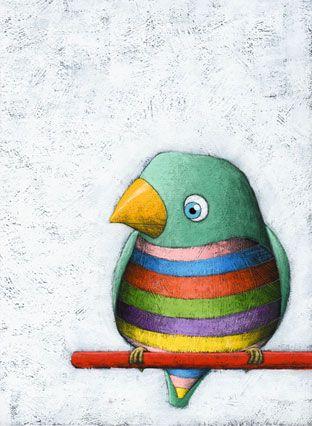 ..birdie...
