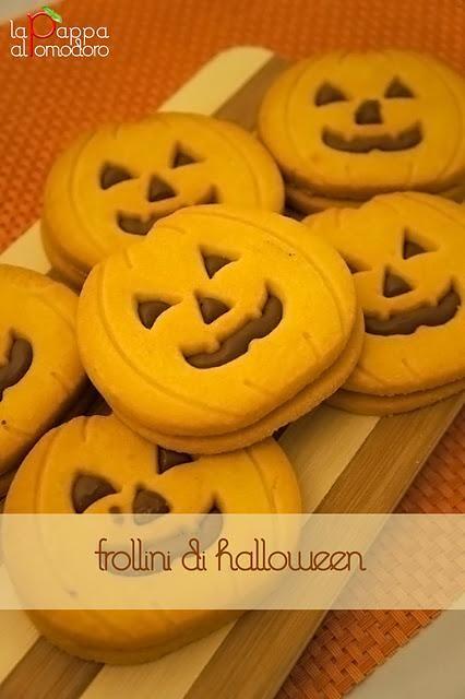 Halloween Cookies #food #pumpikn