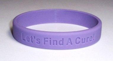 Cancer Awareness Wristband. Aqua Moon Keepsakes offers cancer and non-cancer awareness bracelets and wristbands representing over 60 causes. 10% of the proceeds of the sale of each awareness item is donated towards research for a cure! Our wristbands come in 3 different sizes, no minimum. #CancerAwarenessWristbands  #cancer  #awareness  #wristbands  #bracelets  #AwarenessWristbands  #aquamoonkeepsakes $3: Bracelets Awarenesswristbands, Cure Epilepsy, Day Epilepsy, Awareness Bracelets, Color, Random Pins, Awareness Wristband, Daughter