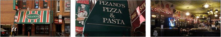 Pizano's Pizza and Pasta - Stae Street Location - The Best Chicago-Style Pizza and Italian Restaurant