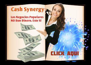 Sistema Cash Synergy: Los Negocios Populares NO Dan Dinero. Este Si
