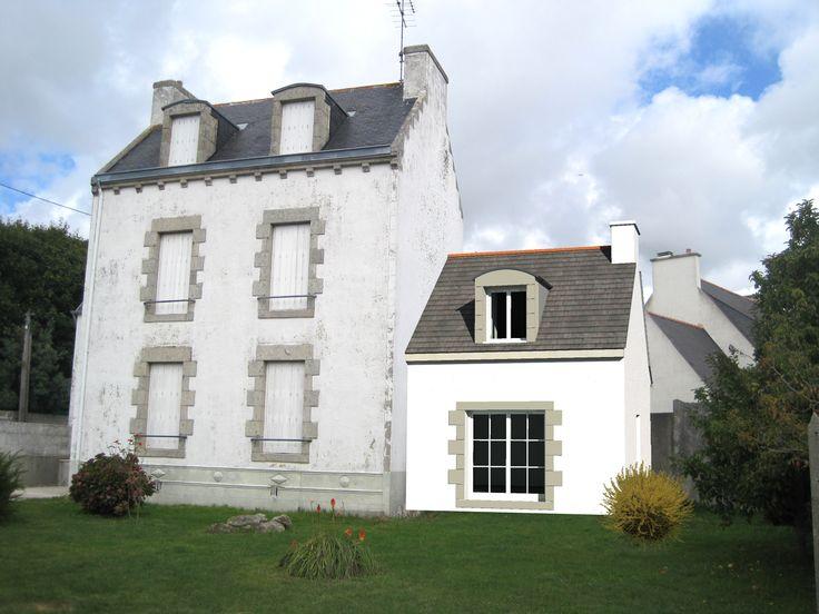 Les 15 meilleures images propos de r novations et extensions de maisons sur - Maison traditionnelle bretonne ...