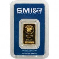 Buy Gold Bars Online with Free Shipping | JM Bullion™