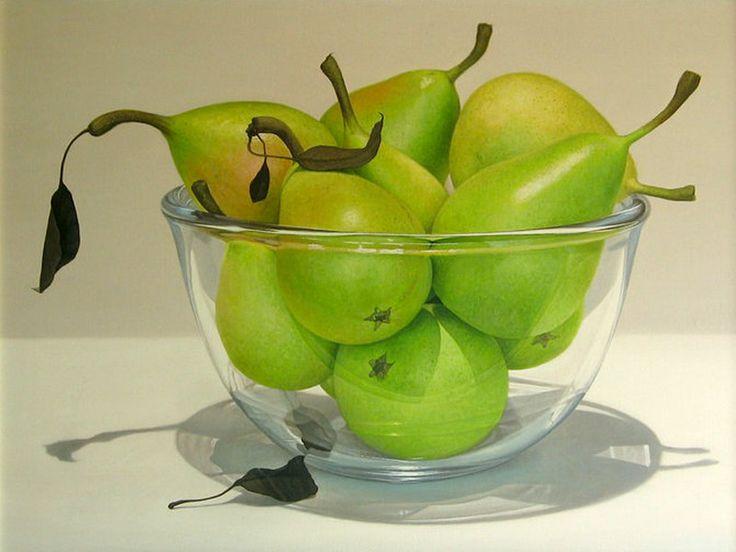 Boyko Kolev (b.1968) — Pears  (800x600)