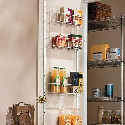 Pantry Door Racks Kitchen Storage Gadgets Pinterest Pantry Doors And Pantry Door