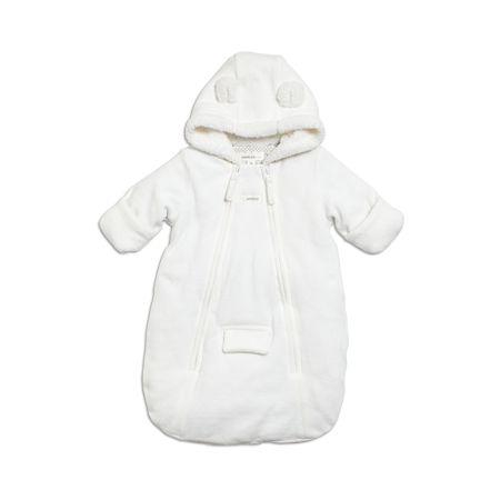 newbie organic baby coverall