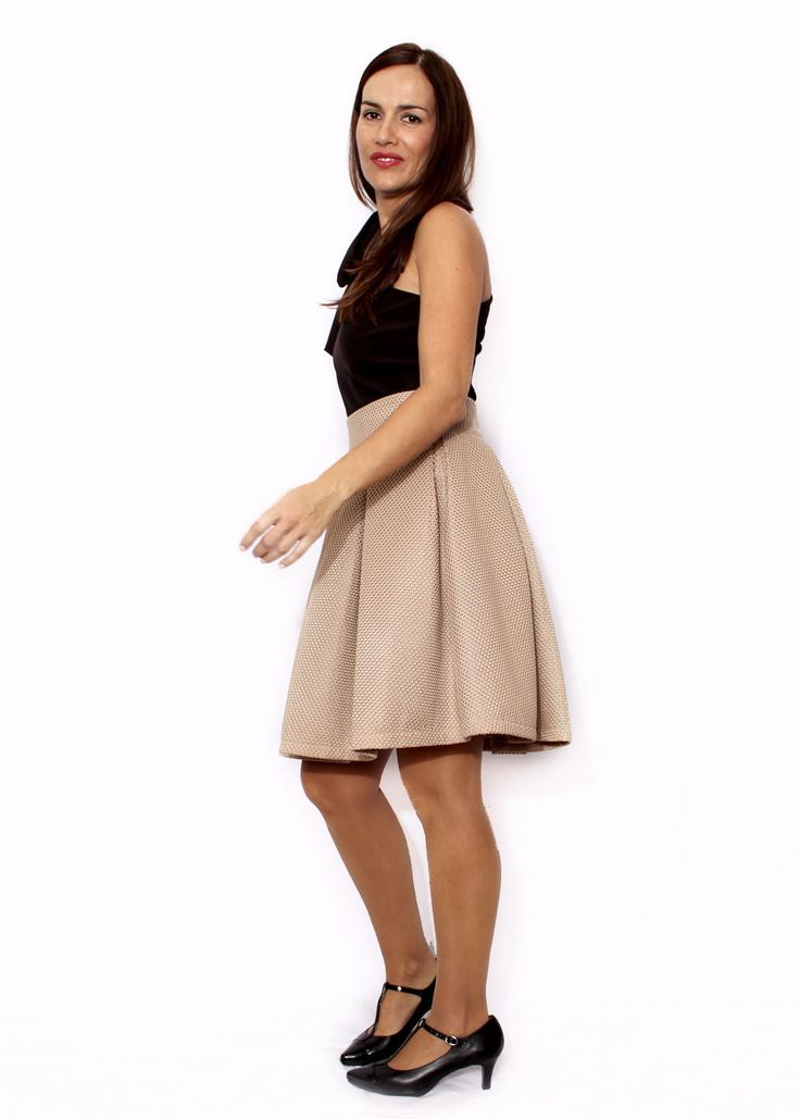 m s de 1000 ideas sobre falda evase en pinterest faldas moda y