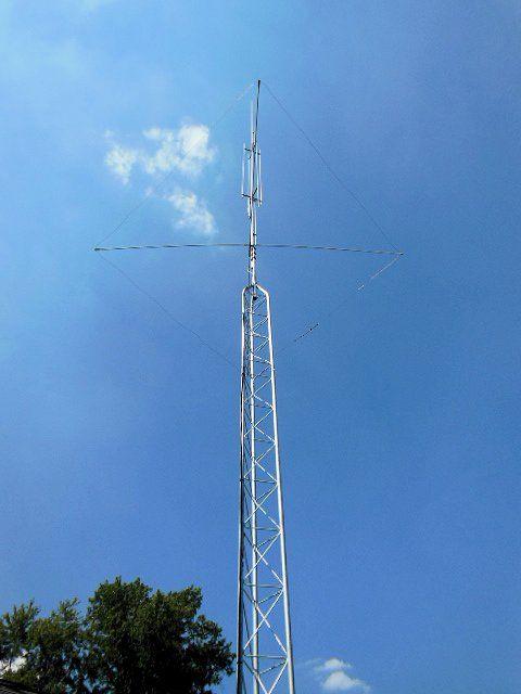 Gap amateur antenna charming question