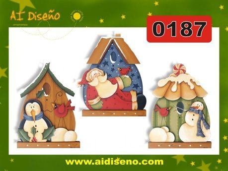 Varios (Navidad) | maderacountry.mx
