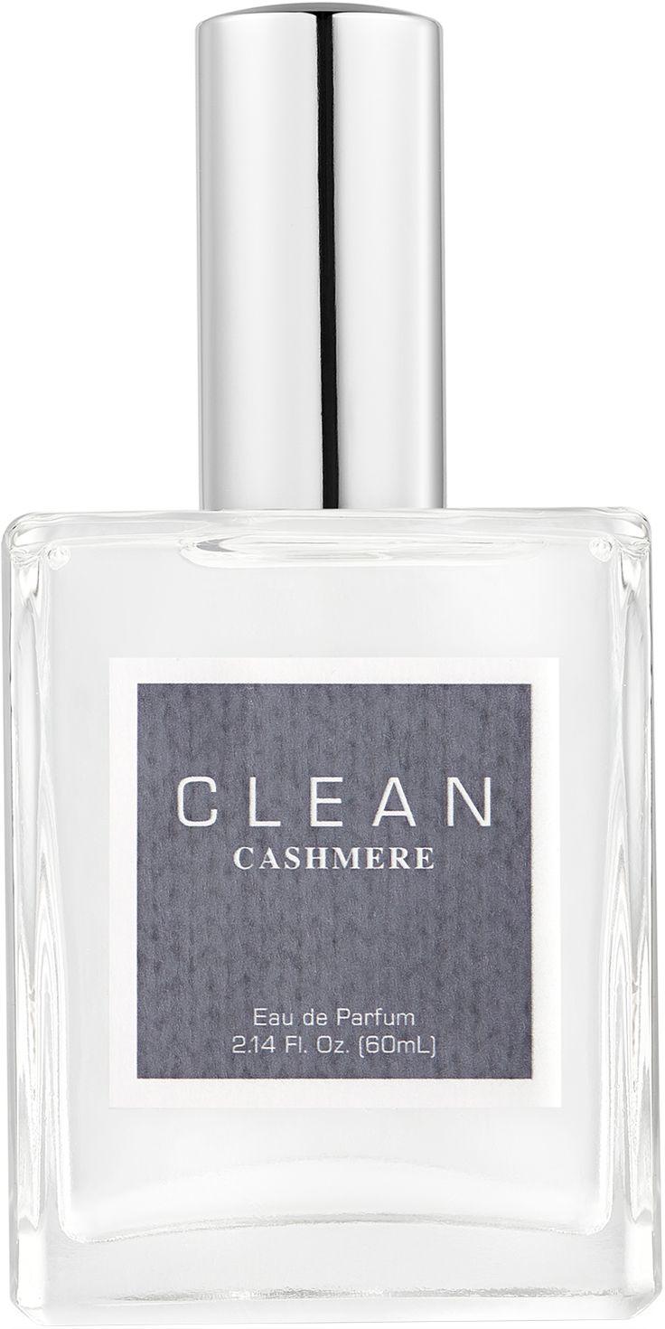 Cashmere Eau de Parfum 60 ml Limited edition  CLEAN Cashmere er inspireret af den luksuriøse fornemmelse af en blød og varm cashmere sweater. Den åbner med en sprudlende top a...