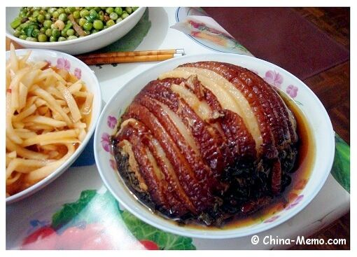 Mejores 331 imgenes de authentic chinese food recipes en pinterest szechuan tiger skin kourou pork belly forumfinder Image collections
