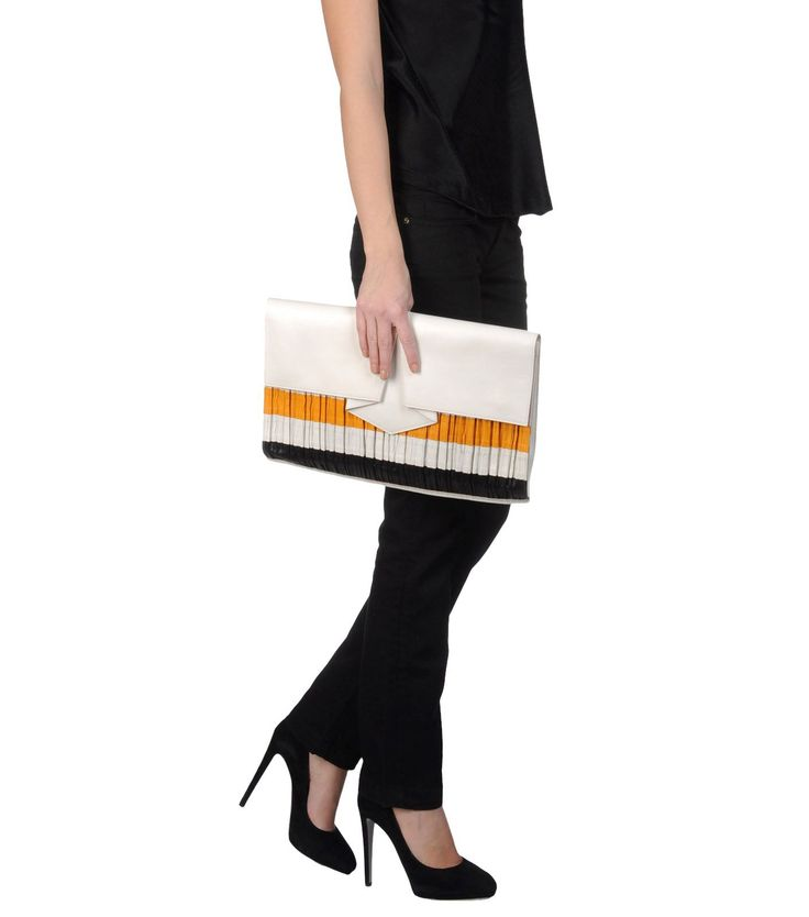 Vionnet Handbag. Multicolor patttern.  http://zocko.it/LD2rd