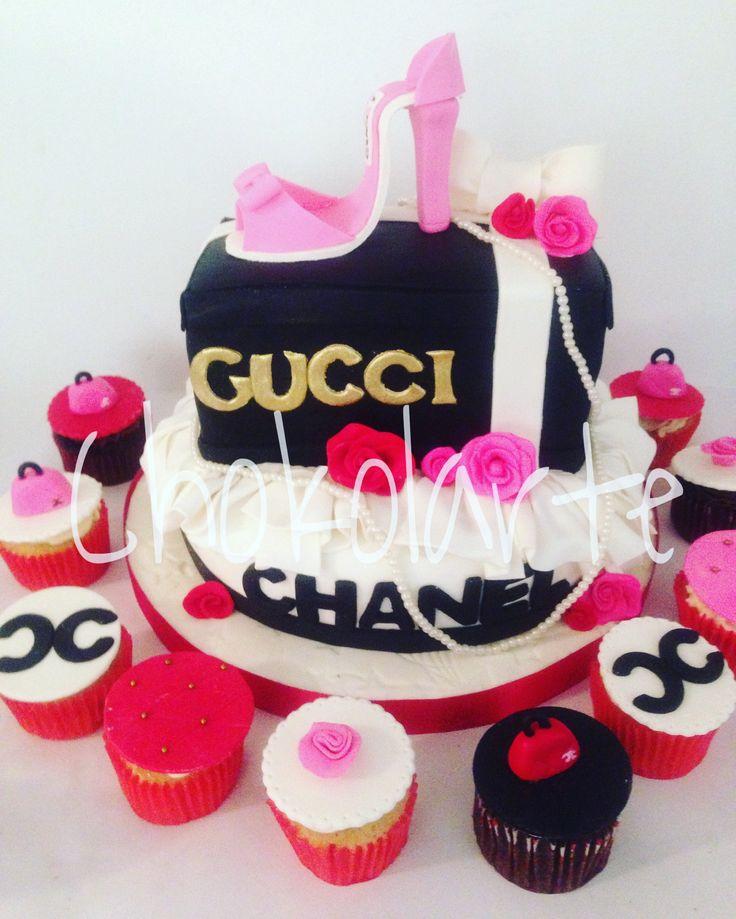 Torta Gucci  Pedidos 318-502-2822  Cali Colombia