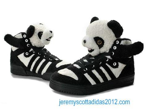 Adidas x Jeremy Scott.