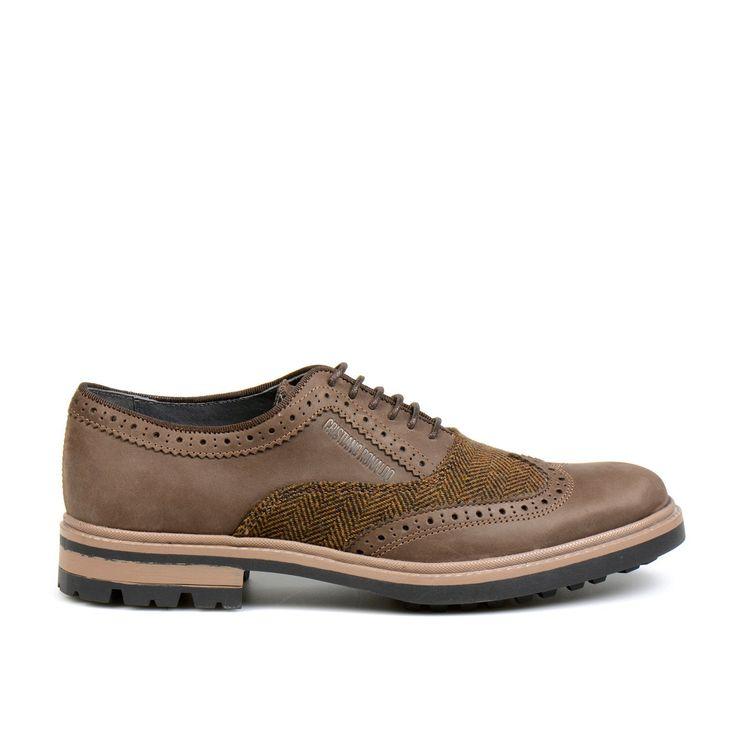 CR7 ALFANDEGA OXFORD BROGUE TWEED – Portugal Footwear