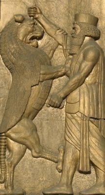 Darius the Great (550–486 BCE) Under his reign, the Persian Empire reached the pinnacle of its power and the fullest extent of its size.  His domain consisted of over 40 different ethnic tribes, and stretched from India to the Balkans covering almost three million square miles .