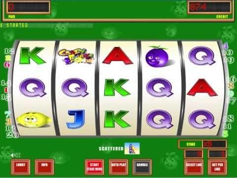 Игровые автоматы онлайн crazy fruit