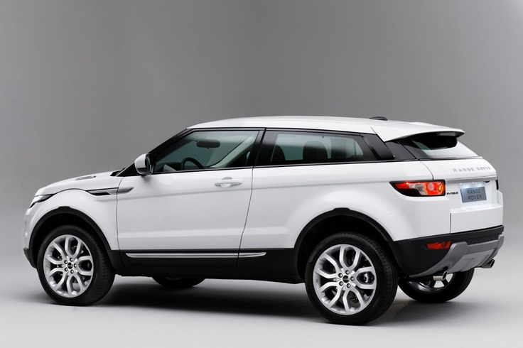 Web del Automóvil, Fotos: Land Rover Evoque 2012