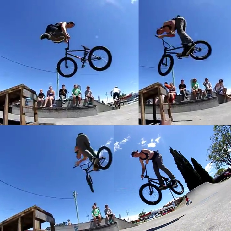 My boy throwing down | Whip | Truck | |    180  bar #blakebutterfieldmemorialjam #wherewereyoucunt