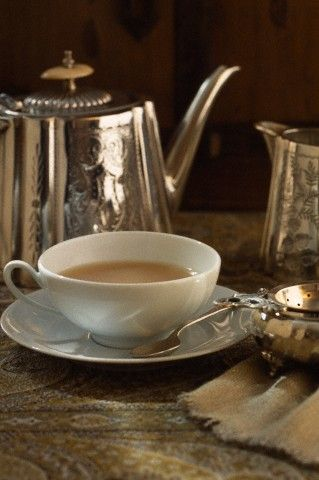 There's nothing like a cup of tea to revive one's spirits