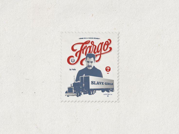 фарго постер марки роли