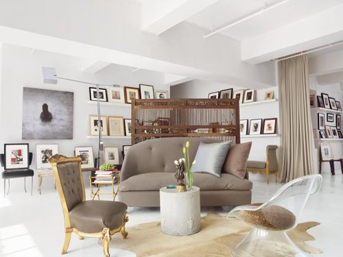 NY Loft of interior designer Vincent Wolf. 256 best Designer  Vicente Wolf images on Pinterest   Wolf design