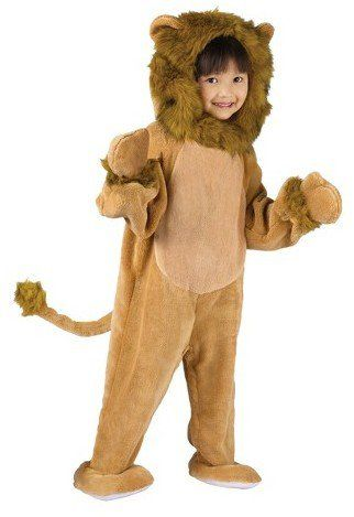 warm halloween costumes for toddlers