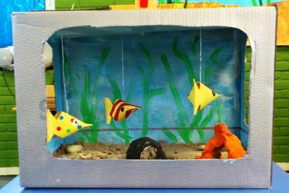 * Aquarium...
