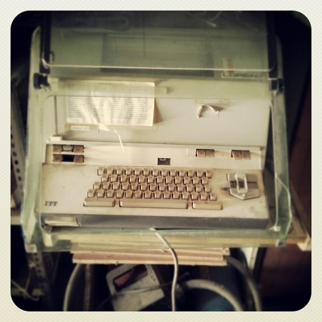 Primer ordenador de casa #technorecuerdos #nexus4 | Flickr