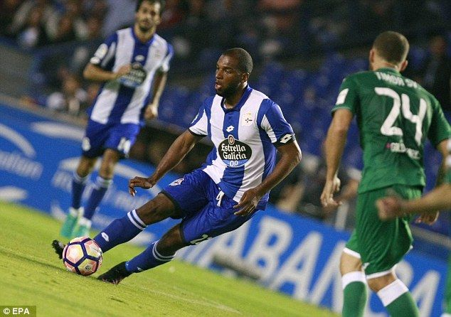 Former Liverpool forward Ryan Babel made his debut for Leganes in win over Deportivo