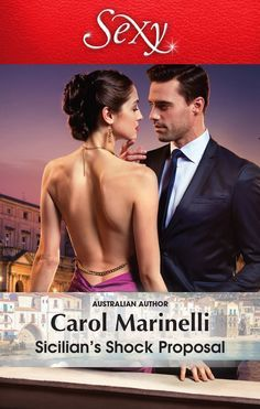 Mills & Boon : Sicilian's Shock Proposal (Playboys of Sicily Book 1) - Kindle edition by Carol Marinelli. Literature & Fiction Kindle eBooks @ Amazon.com.