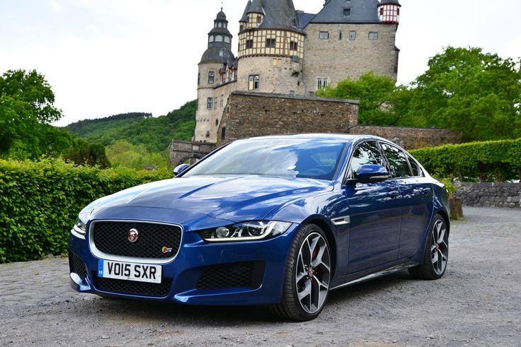 The allnew Jaguar XE – Tracktest: www.neuwagen.de/…