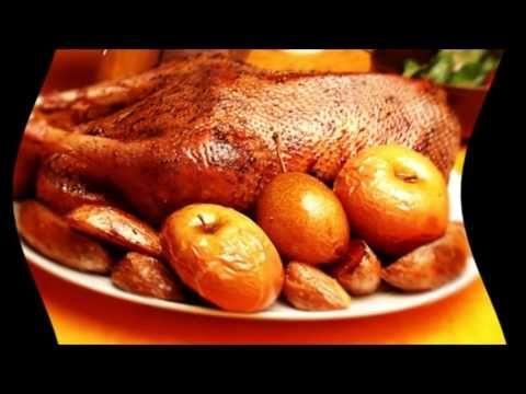 Гусь с картошкой рецепт.Гусь в духовке с картошкой рецепт - YouTube