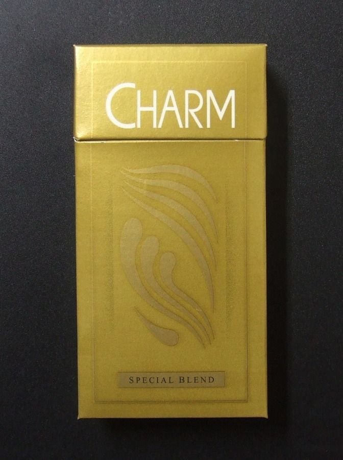 Embalagem de Charm Special Blend