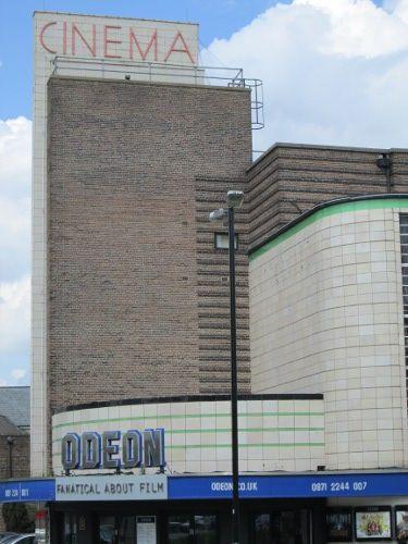 Harrogate Odeon 1930s