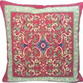 Corona Decor French Woven Transitional Decorative Pillow | Overstock.com Shopping - The Best Deals on Throw Pillows