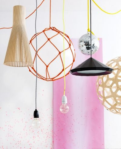 Lighting is an important element on interior design projects. Choose an elegant chandelier, a vintage suspension lamp or a minimalistic ceiling light for your home. See some of the best suspension lighting and home design ideas at www.homedesignideas.eu