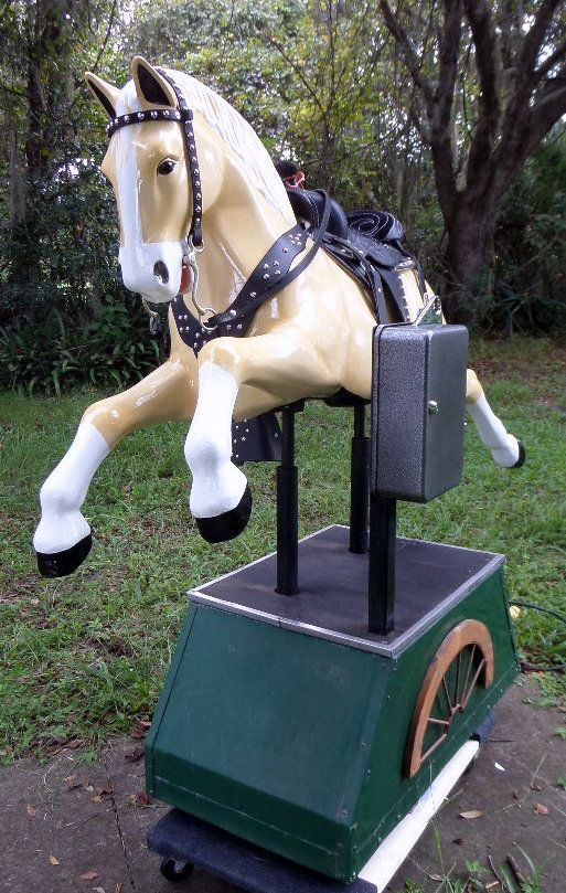 39 best images about Coin operated Horses on Pinterest ...