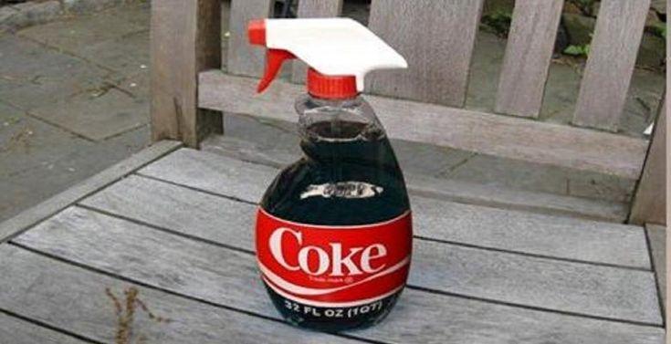 20 utilisations que vous pouvez faire du coca-cola et que vous ne connaissiez pas!! - Trucs et Astuces - Trucs et Bricolages