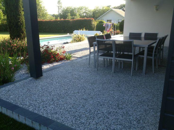 Les 25 meilleures id es de la cat gorie b ton d coratif Terrasse en beton decoratif