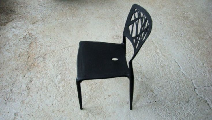 Viento chair for indoor and outdoor use