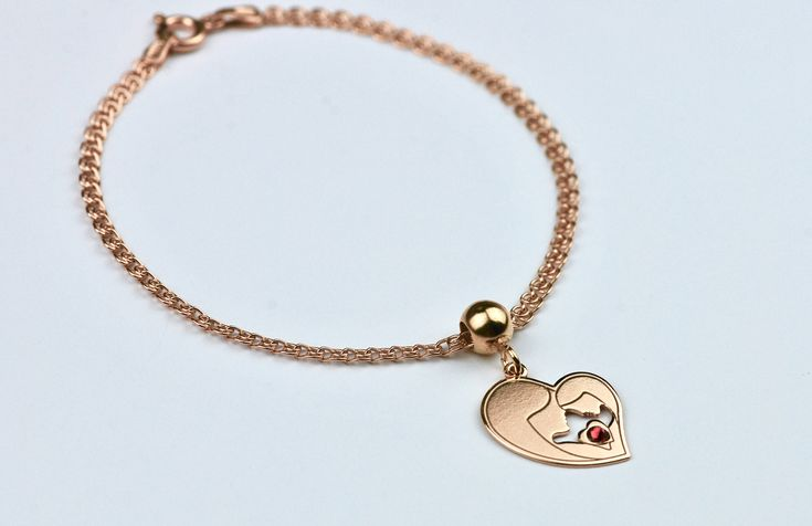 Mother Daughter bracelet,Gift for mum, Mother Day Gift, Mommy and me bracelet , Mum gift, Mom gift, Daughter gift, Heart bracelet,Rose Gold by justynasshop on Etsy https://www.etsy.com/uk/listing/584176350/mother-daughter-braceletgift-for-mum