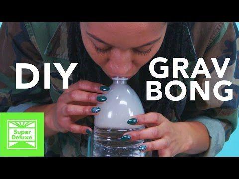 D.I.Y. Gravity Bong - YouTube