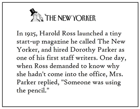 88 best Dorothy Parker images on Pinterest Dorothy parker, Sign - dorothy parker resume