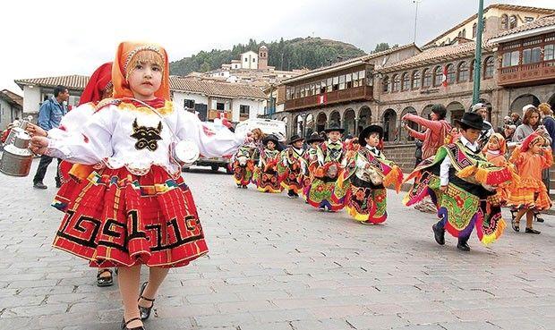 Cusco está de fiesta
