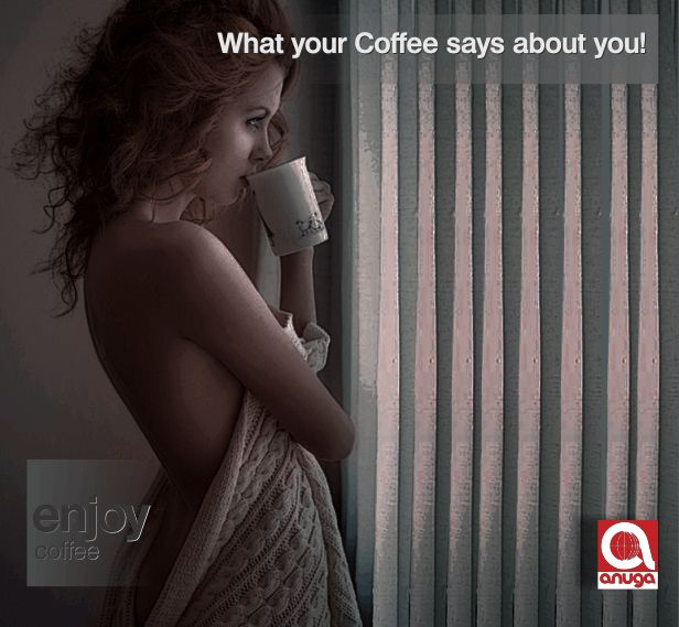 what your coffee says about you!