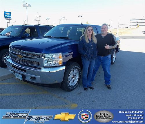 Congratulations to Stanley Shafer on the 2013 #Chevrolet #Silverado